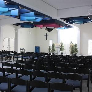 Trauerhalle Raum Bestattungen Richter