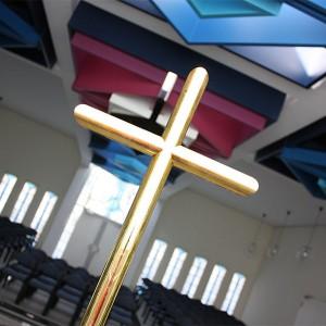 Trauerhalle Kreuz Bestattungen Richter